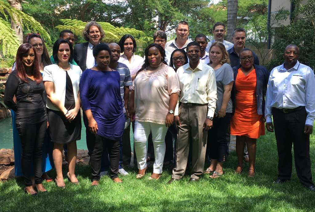 Management in South Africa Benefit from the WCO LMD Workshop