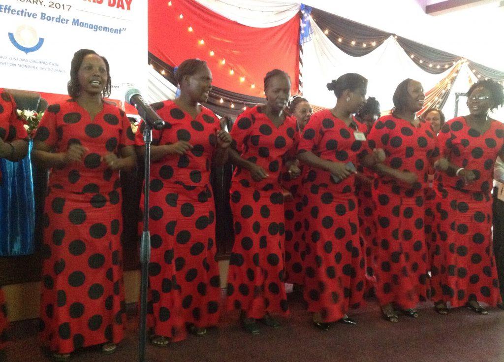 ROCB joins Kenya in celebrating The International Customs Day 2017.