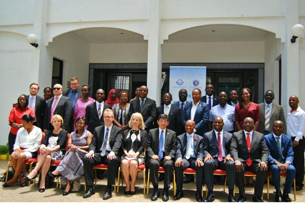 WCO ESA Project II – First Steering Committee Meeting