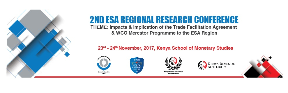The 2nd East and Southern Africa Regional Research Conference
