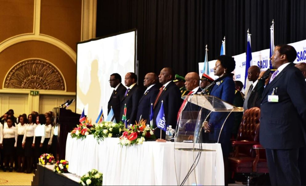 Communique of the 6th Summit of SACU Heads of State and Government