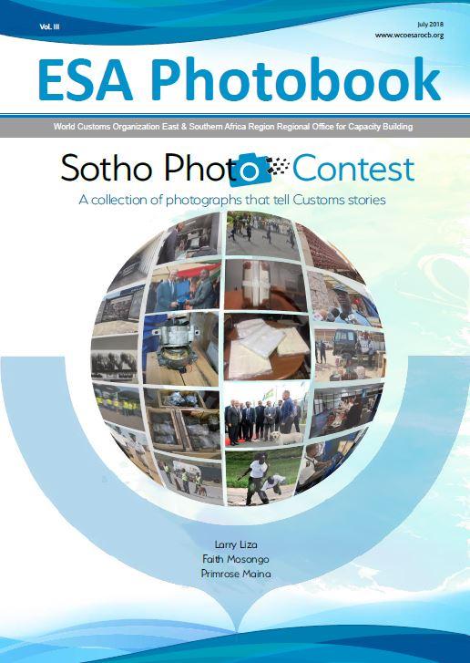 ESA Sotho Photo Book Vol. III (2018)