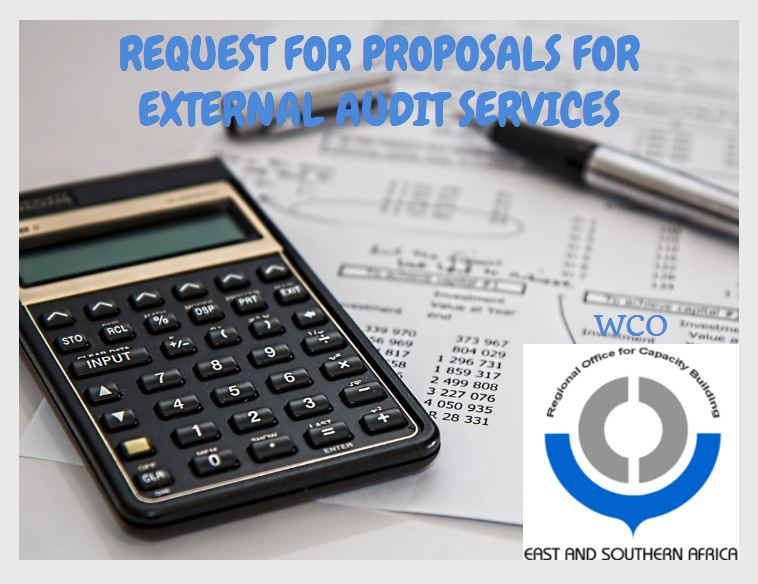 REQUEST FOR PROPOSALS FOR EXTERNAL AUDIT SERVICES