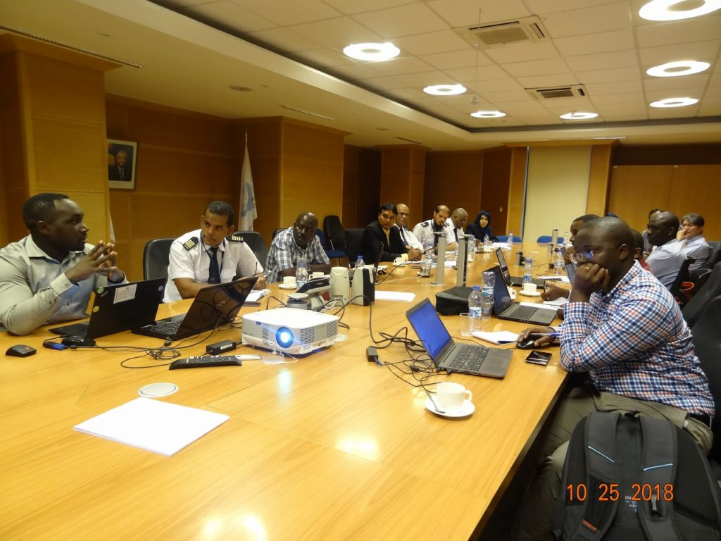 Benchmarking Study on Risk Management in Mauritius