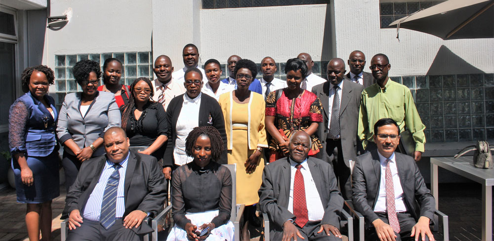 Zimbabwe moves forward with the implementation of an AEO programme.