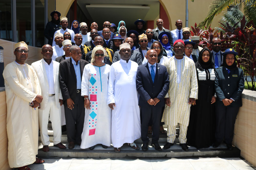 The WCO offers its support to the Union of the Comoros in its initiative to accede to the Revised Kyoto Convention