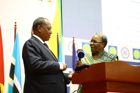United Republic of Tanzania assumes Chairpersonship of SADC Council of Ministers.