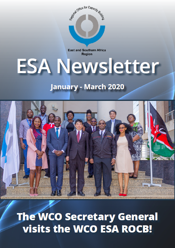 Our January –  March 2020 newsletter is out!