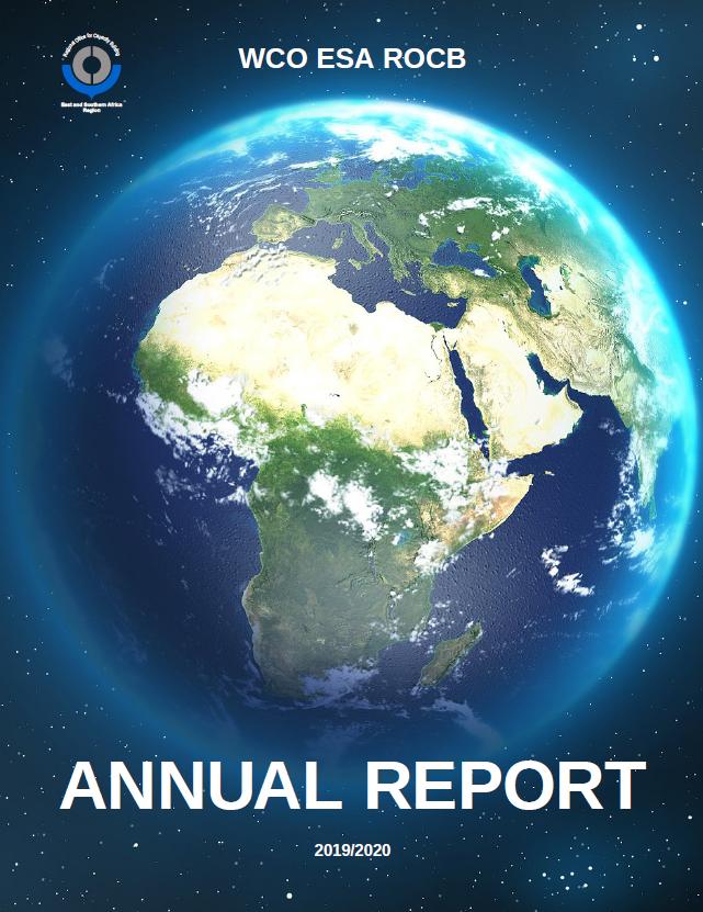 WCO ESA ROCB Annual Report 2019/2020