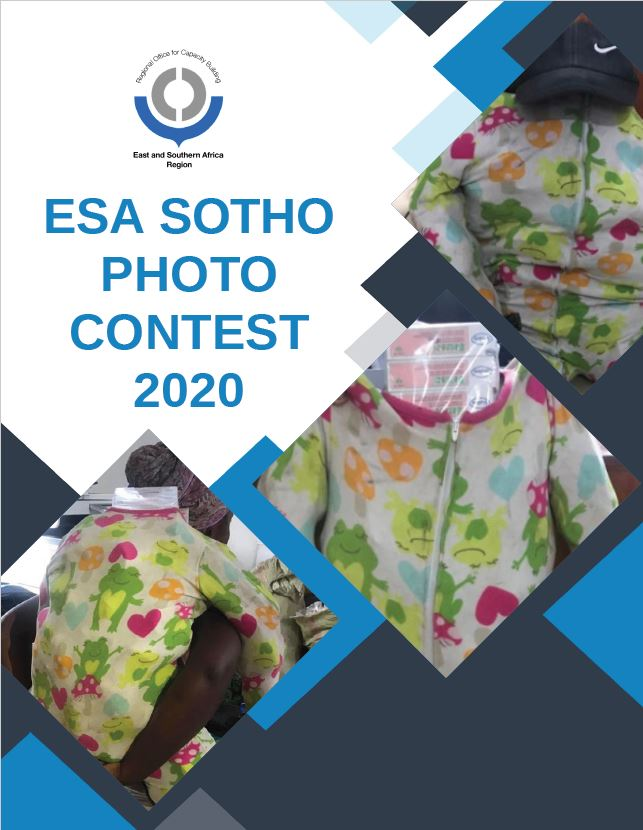 ESA Sotho Photo Book 2020