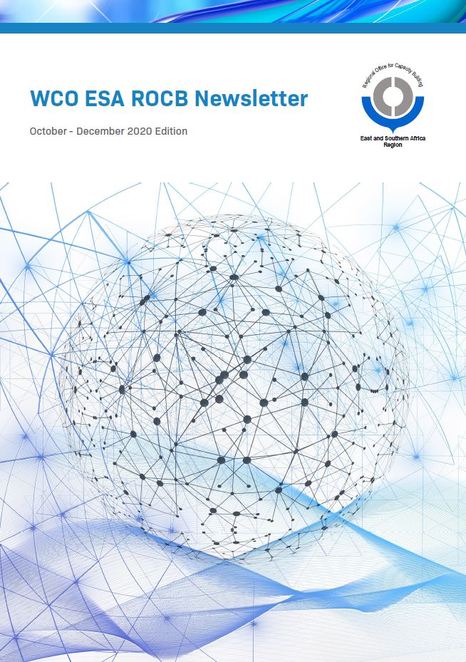 WCO ESA Newsletter October – December 2020 Edition
