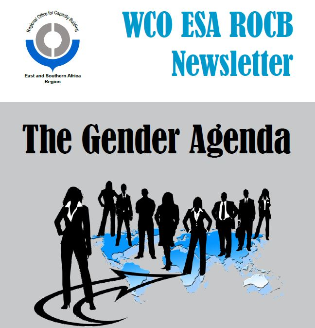 WCO ESA Newsletter January – March 2021 Edition