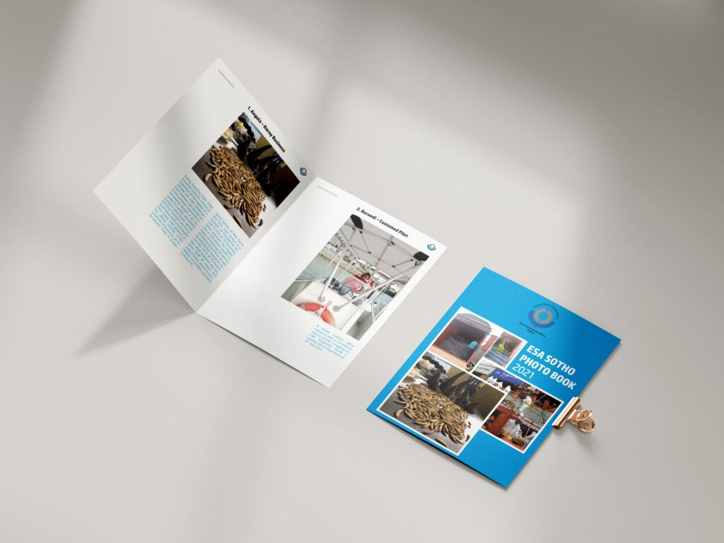 ESA Sotho Photo Book 2021