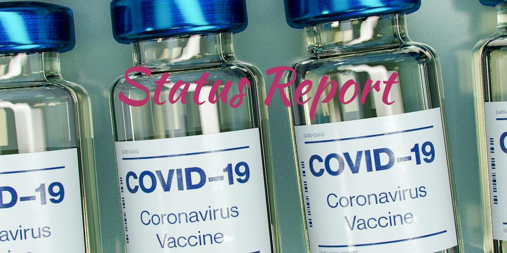 COVID-19 Status Report – September 2021